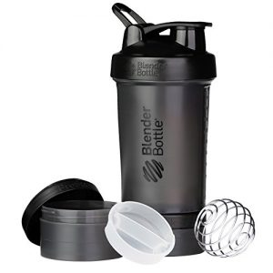 BlenderBottle-ProStak-System-with-22-Ounce-Bottle-and-Twist-n-Lock-Storage-All-Black-0